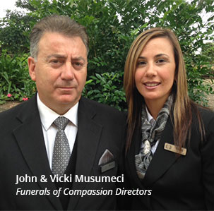 Funeral Director Sydney
