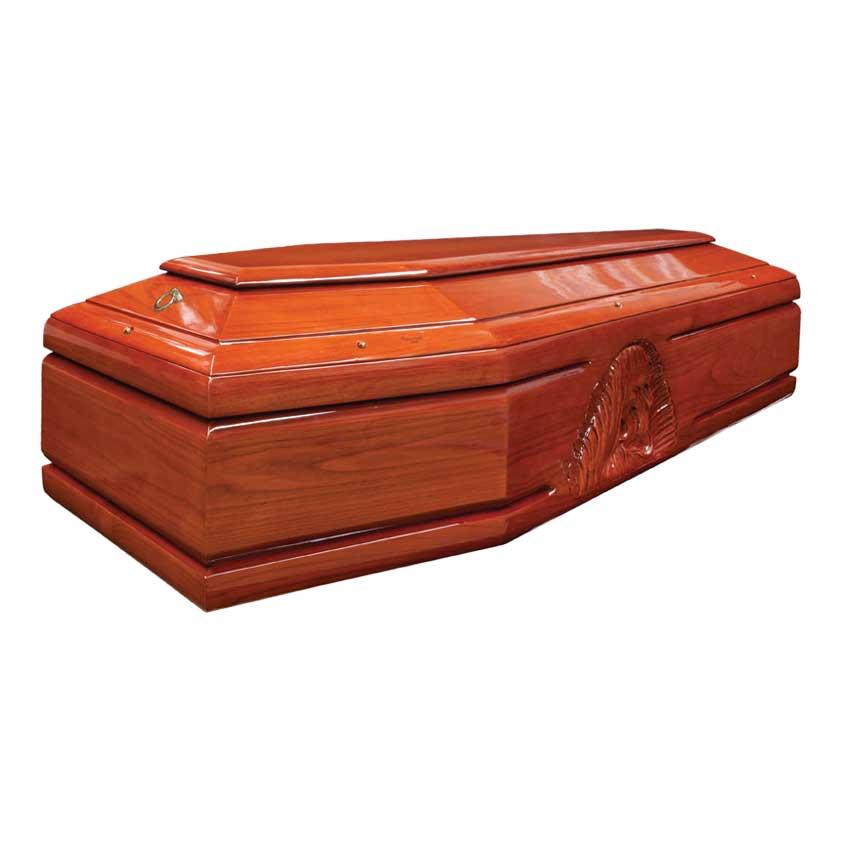 Ionica Madonna Giglio Coffin