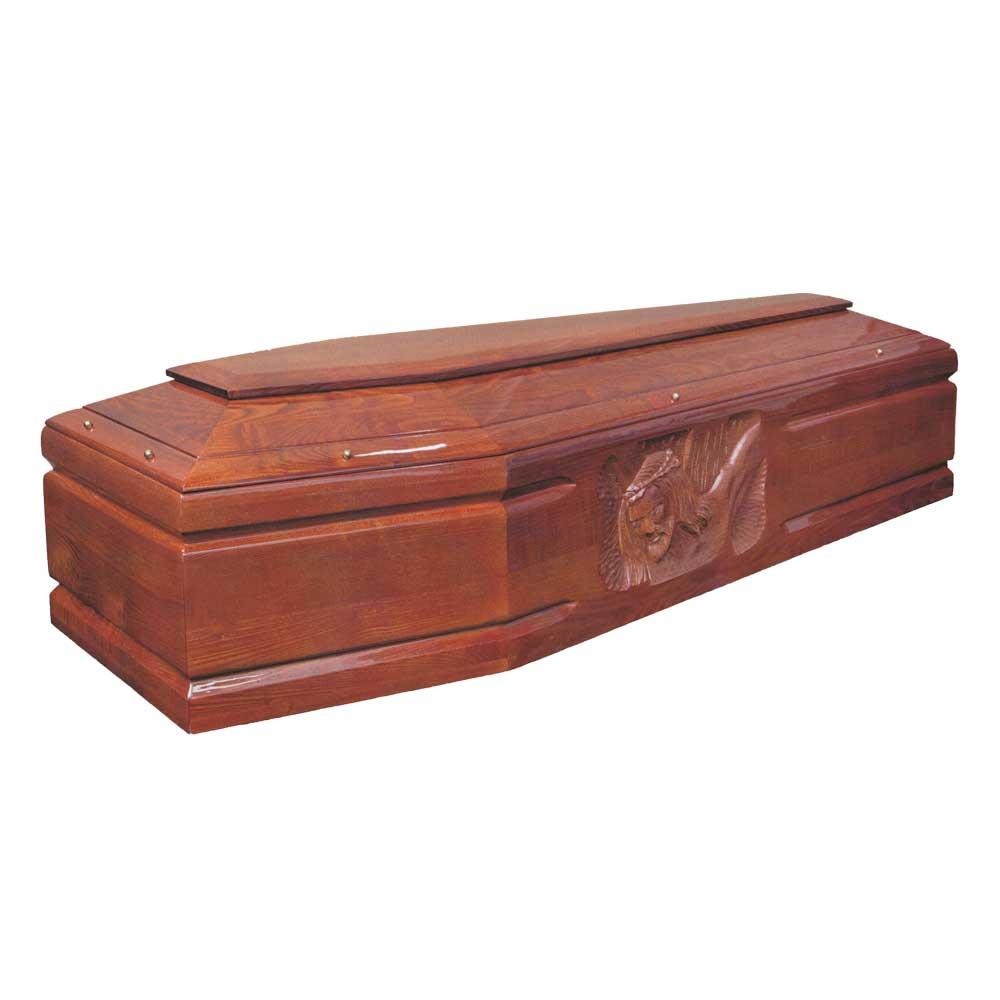 Ionica Cristo Giglio Coffin